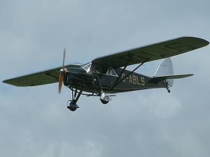 havilland pussmoth