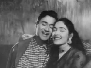 Nutan&Dev Anand